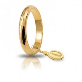 Fede UNOAERRE Francesina gr 4 oro giallo