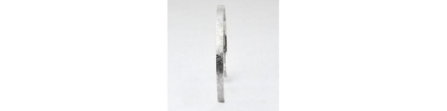 Bracciali rigidi in argento